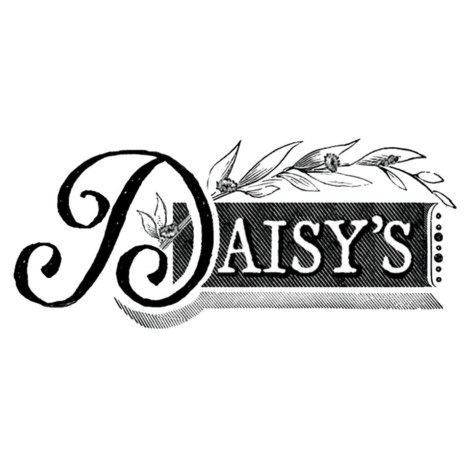 Barbara Mooney Creates Daisys holiday window